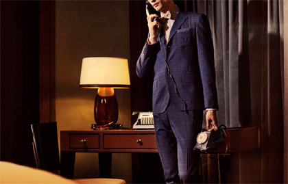 Mad Men Style: 1960s suits