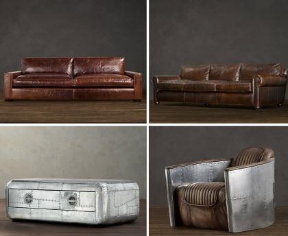 Restoration Hardware Furniture